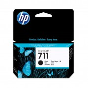 CARTUCHO ORIGINAL  HP 711 BLACK CZ129A 38ML