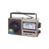 RADIO AM/FM LELONG LE-604 USB/SD RECARREGAVEL