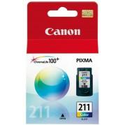 C. I. CANON 211 COLOR MP240/MP260/MP480 - CART.