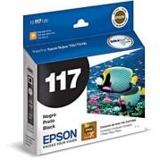 CART. ORIG. EPSON T117120-AL PRETO  T23/TX105 - CART. ORIG. EPSON T117120