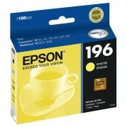 CART. ORIG. EPSON T196420 BR AMARELO DURABRITE ULTRA P/ XP-4 - CART. ORIG. EPSON
