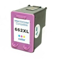 CARTUCHO COMPATIVEL HP 662 XL COLOR 10ML