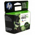 CARTUCHO ORIGINAL HP 662XL COLOR 8ML