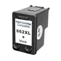 CARTUCHO COMPATIVEL  HP 662 XL BLACK 11ML HC-J662XLB