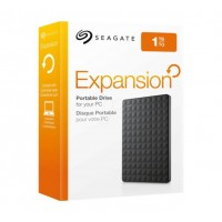 HD EXTERNO 1TB SEAGATE EXPANSION STEA1000400 - PRETO