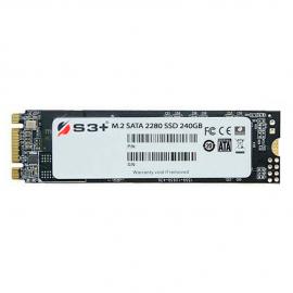HD SSD S3+ 240GB / M.2 - (S3SSDA240)