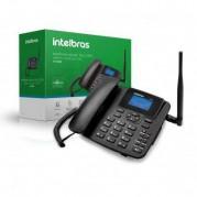 TELEFONE CF4201 INTELBRAS FIXO GSM CELULAR - 4201