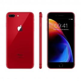 APPLE IPHONE 8 PLUS 64GB RED VITRINE CABO + CARREGADOR