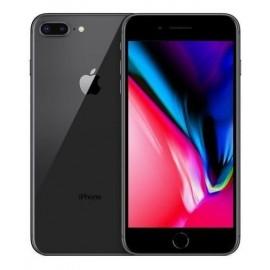 APPLE IPHONE 8 PLUS 256GB BLACK VITRINE + ACESSORIOS ORIGINA - IS CABO + CARREGADOR + FONE