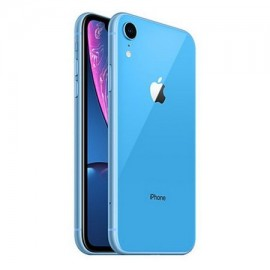 APPLE IPHONE XR 128GB AZUL VITRINE CARREGADOR E CABO