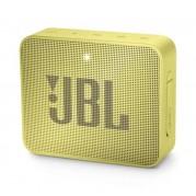 JBL GO 2 AMARELO BLUETOOTH/AUXILIAR BATERIA DE 730 MAH