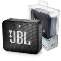 JBL GO 2 PRETO 730 MAH BLUETOOTH/AUXILIAR BATERIA