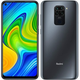 REDMI NOTE 9 128GB ONYX BLACK 4GB