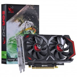PLACA DE VIDEO PCYES GTX550TI  1GB GDDR5 128 BITS