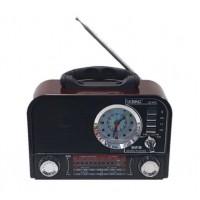 RADIO RETRO VINTAGE BLUETOOTH AM/ FM/ USB/ SD LE-643