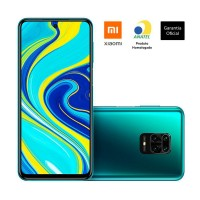REDMI NOTE 9S 128GB AZUL 6GB RAM DUAL TELA 6,67 48MP+8MP+2MP