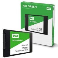 SSD 480GB WD GREEN WDS480G2G0A 545MB/S PRETO