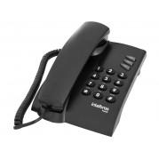 TELEFONE INTELBRAS PLENO PRETO - PARA USO EM MESA OU PAREDE