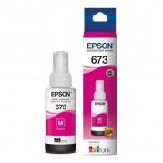 REFIL TINTA EPSON T673 MAGENTA L800