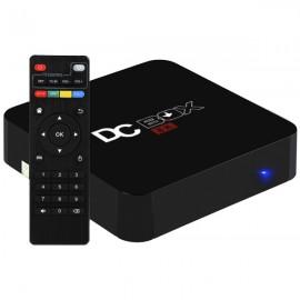 TV BOX DC BOX 16GB / 128GB ANDROID 9.0 4K PRETO
