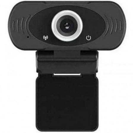 WEBCAM 1080P C/ MIC - PRETO (CMSXJ22A)